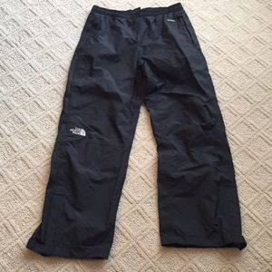 North Face waterproof shell pant